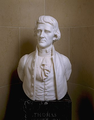 5th United States Congress - President of the Senate Thomas Jefferson