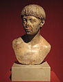 Busto de joven romano..JPG