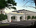 Cổng dự án Hòa Lạc Premier Residence.jpg