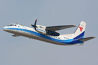 Xian MA60 Regional airliner by Xian