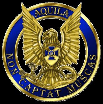 Security Service of Ukraine - Counterintelligence Department Logo