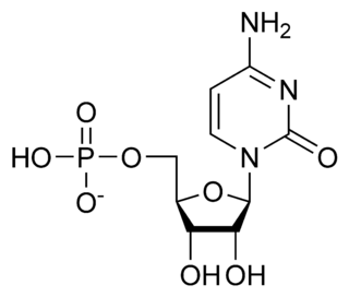 Cytidine monophosphate chemical compound