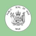 니우에의 국장