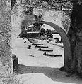 COLLECTIE TROPENMUSEUM Kanonnen op het zestiende eeuwse Portugese Fort Jesus TMnr 20014449.jpg