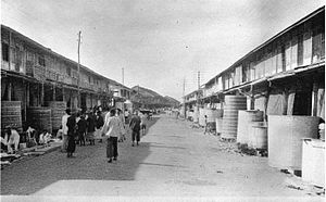 Pontianak, Indonesia - Pontianak, around 1920