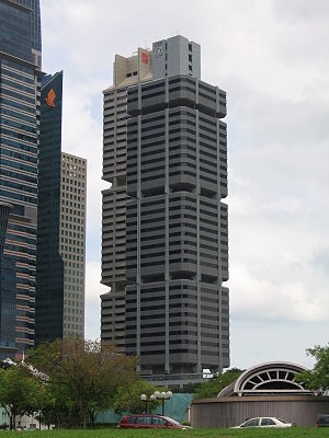 Central Provident Fund - CPF Building, previously headquarters of the CPF Board, is located on Robinson Road. It was sold to Ascendas Land in 2015 with the last tenant moving out on 20 February 2017.