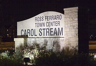 Carol Stream, Illinois - Ross Ferraro Town Center
