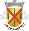 Coat of arms of Faro do Alentejo