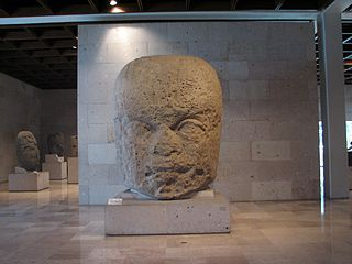 San Lorenzo Colossal Head 7
