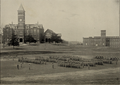 Cadets on Bowman Field (Oconeean 1904).png