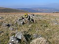 Cairns in the moorland - geograph.org.uk - 375571.jpg