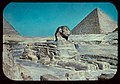 Cairo and the pyramids. Pyramids and the Sphinx. Taken from the S.E. LOC matpc.23171.jpg