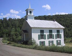 Calais, Vermont - Calais Town Hall