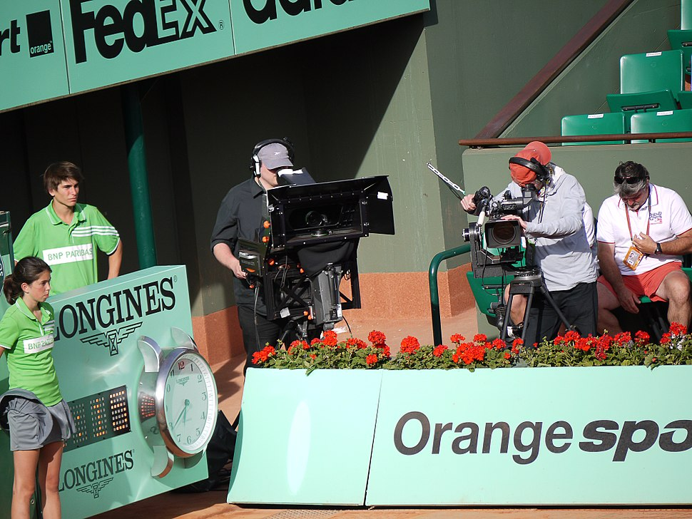 Cam%C3%A9ra 3D, 2011 Roland Garros