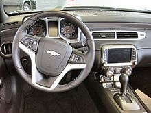 Chevrolet Camaro Fifth Generation Wikipedia