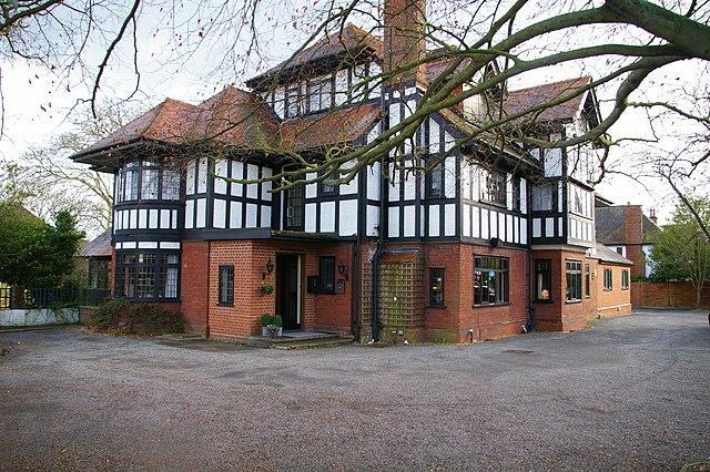 Cambridge Lodge Hotel - geograph.org.uk - 732996