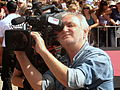 "Cameramen at IV Meeting Of Fans of the TV Series ""M jak miłość"" in Gdynia 2010 - 05.jpg"