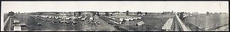 Camp Perry - Image: Camp Perry panorama 1913