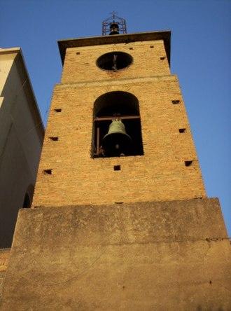 Villa San Giovanni - Image: Campanile santuario ss cosma damiano