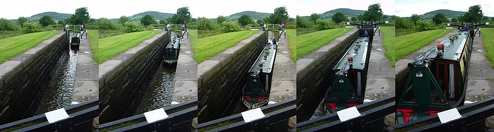 Canal-sequence