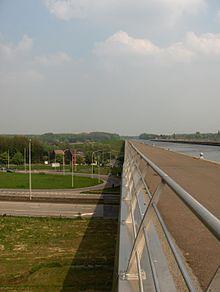 Pont Canal Du Sart Wikipedia