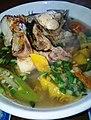 Canh chua cá lóc ở Thủy Trúc Quán, đường Nguyễn Nhữ Lãm (2).jpg