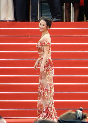 Zhao Tao - Zhao Tao at 2016 Cannes Film Festival