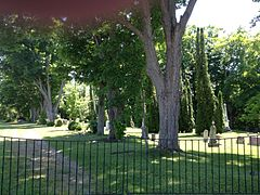 Canton, Ontario 9 Graveyard