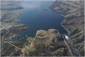 Pick–Sloan Missouri Basin Program - Canyon Ferry Lake near Helena, Montana