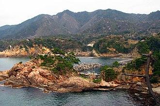 Shimane Prefecture - Cape Hinomisaki near Izumo
