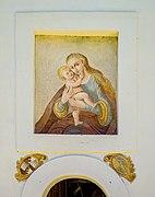 Capela de Santa Utilia Madona cun Bambin Jacob Jenewein Santa Cristina Ciastel.jpg