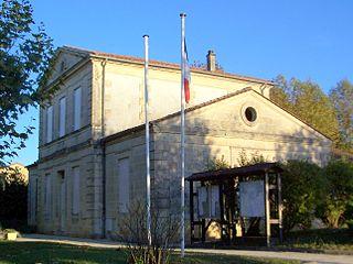 Capian Commune in Nouvelle-Aquitaine, France