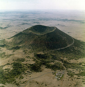 Capulin Volcano National Monument - Image: Capulin 1980 tde 00005