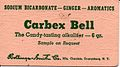 Carbex Bell vintage blotter card.jpg