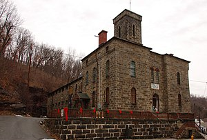 National Register of Historic Places listings in Carbon County, Pennsylvania