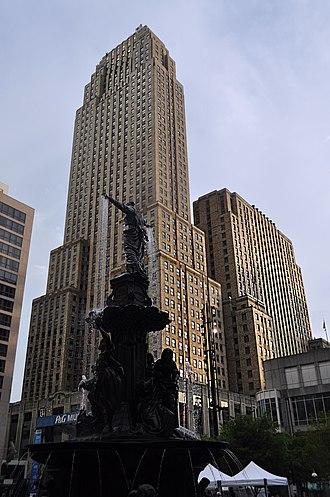 Carew Tower - Image: Carew Tower, Cincinnati, Ohio