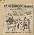 Caricature de Paul Painlevé, président du Conseil, par laquelle il est accusé de fabriquer de faux papiers diplomatique - Archives Nationales - 313AP-20 - (1).jpg