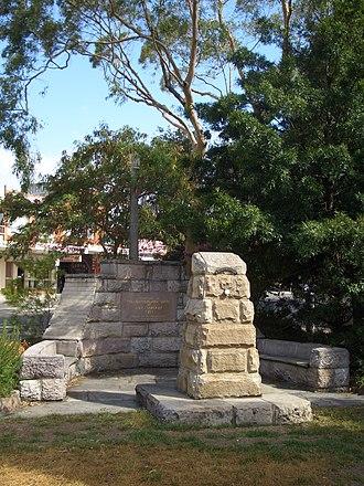 Caringbah - Caringbah memorial