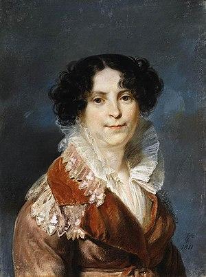 Carl Christian Vogel von Vogelstein - Image: Carl Christian Vogel von Vogelstein Portrait of a Lady WGA25286
