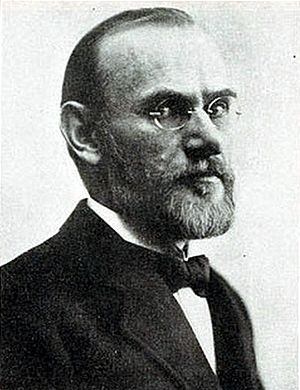 Carl Georg Barth - Carl G. Barth, 1911.