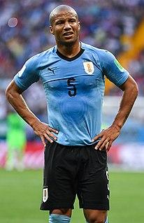 Carlos Andrés Sánchez Uruguayan footballer