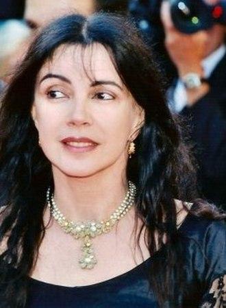 Carole Laure - Carole Laure at the 2002 Cannes Film Festival.