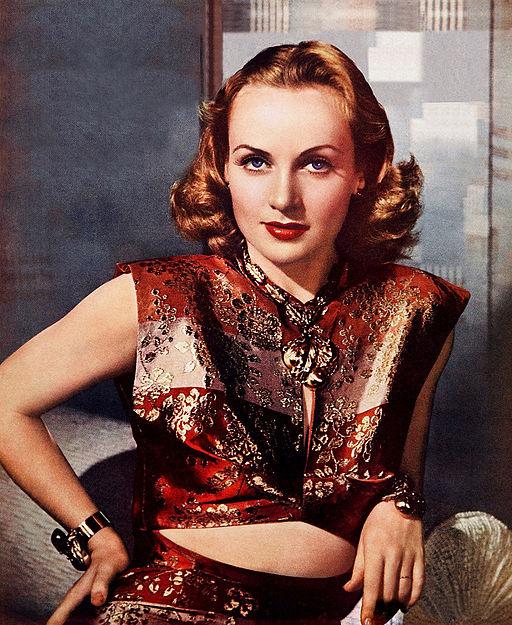 Carole Lombard 1940
