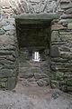Carrickabraghy Castle Ground Floor North Window 2014 09 12.jpg