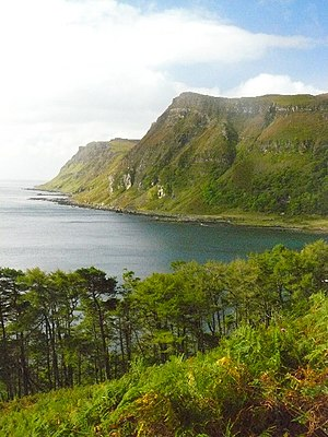 Carsaig Bay - Image: Carsaig Bay, Isle of Mull geograph.org.uk 718531
