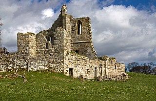 Cartington Castle Grade I listed castle in the United Kingdom