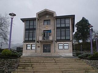 Ribera de Arriba Municipality in Asturias, Spain