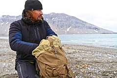 height Casey Anderson (naturalist)