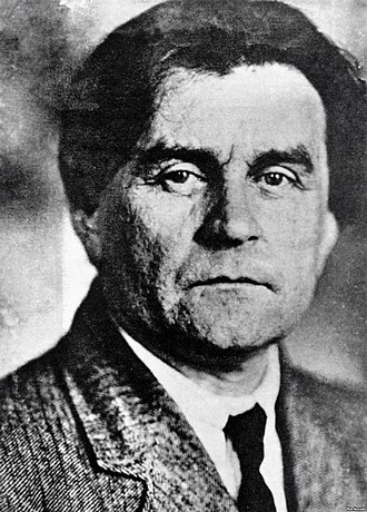 Kazimir Malevich - Photograph of Malevich