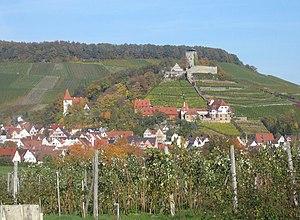 Beilstein, Württemberg - Hohenbeilstein castle